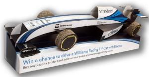 F1 Cardboard